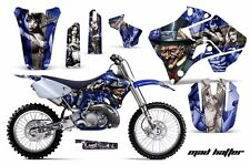 Yamaha Graphic Kit AMR Racing Bike Decal YZ 125/250 Decals MX Parts 96-01 MH US