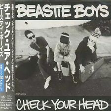 Check Your Head by Beastie Boys (CD, Sep-1997, Import)