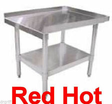 Fma Omcan Restaurant Stainless Steel Equipment Stand 24 X 30 22057