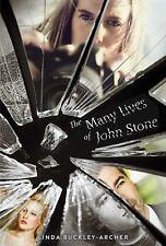 The Many Lives of John Stone-ExLibrary