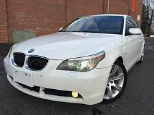 BMW: 5-Series 4dr Sdn 545i