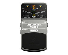Behringer TU300 Ultimate Guitar/Bass Tuner Pedal