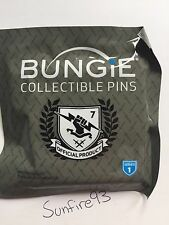 Bungie Destiny Heart Foundation Collectible Pin w/ Heart Emblem Rise of Iron*