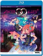 AKB0048 Season 2: Next Stage Complete Collection BLURAY (814131015648)