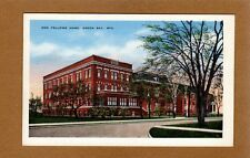 Green Bay,WI Wisconsin, Odd Fellows Home