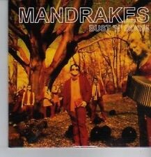 (CT942) Mandrakes, Bust 'N' Boom - 2009 sealed CD