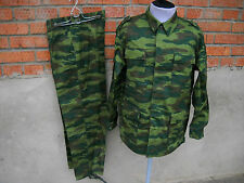 RUSSIAN ARMY FLORA PATTERN CAMOUFLAGE UNIFORM JACKET PANTS ORIGINAL - 2