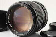 NEAR MINT Canon New FD 85mm F1.8 F/1.8 #222