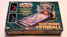 MGA Entertainment Power Rangers Wild Force Electronic Pinball Game 2002 NIB