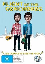 Flight of the Conchords : Season 1 (DVD, 2008, 2-Disc Set)
