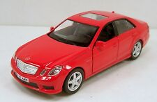"RMZ city Mercedez Benz E63 AMG 1:36 scale 5"" diecast model car Red R05"