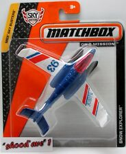 MATCHBOX SKY BUSTERS: SNOW EXPLORER