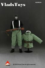 Alert Line 1:6 Wehrmacht Paratroopers double sided padded jacket suits AL10011A
