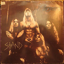 POISON : STAND (UK SINGLE GATEFOLD)