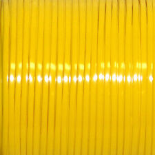 100 YARDS (91m) SPOOL GOLDENROD REXLACE PLASTIC LACING CRAFTS CYBERLOX