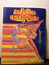 1980 Ice Follies & Holiday On Ice Combined Shows World Premiere Edition
