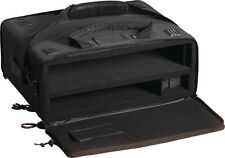 Gator GSR-2U Laptop Rack BAG and 2-Space Audio Rack.  All In One Bag