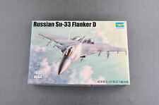 Trumpeter 1/72 01667 Russian Su-33 Flanker D