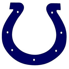 Indianapolis Colts NFL Color Die-Cut Decal / Car Sticker *Free Shipping