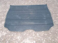 PEUGEOT 306 ESTATE MODELS 97 - 02 COMPLETE DARK GREY CONCERTINA LUGGAGE COVER