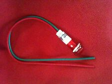 LED WARNING/PILOT LIGHT RED 12V PREWIRED, CAR, BOAT,VEHICLE DASH, SOLD AS EACH