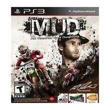 MUD: FIM Motocross World Championship -- Sony PlayStation 3 PS3 -- GREAT