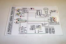 Triumph 750 Twins Laminated Wiring Diagram