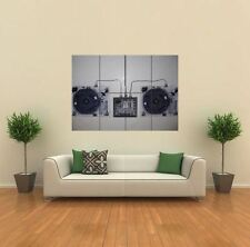 XRAY DJ TECHNICS DECKS NEW GIANT POSTER WALL ART PRINT PICTURE G488