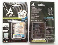 Batteria maggiorata originale ANDIDA 1500mAh x Nokia N8