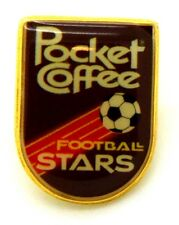 Pin Spilla Pocket Coffee Football Stars