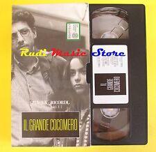 film VHS cartonata IL GRANDE COCOMERO s. castellitto archibugi (F36 * ) no dvd