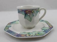 Villeroy & Boch PASADENA espresso cup and saucer UNUSED