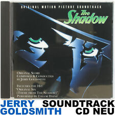 Jerry Goldsmith - The Shadow -Soundtrack CD NEU