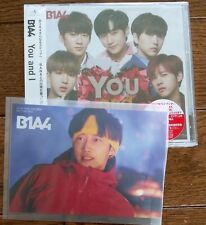 B1A4 - You and I Limited Ver. A Japan Album with Jinyoung Preorder Photo K-Pop