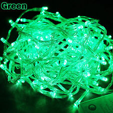 100/200 LED String Fairy Light Christmas Xmas Party Waterproof Home Garden Decor