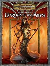Fiendish Codex I: Hordes of the Abyss (Dungeons & Dragons d20 3.5 Fantasy Rolepl