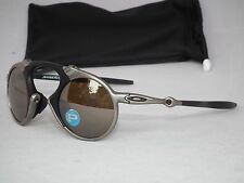 OAKLEY POLARIZED MADMAN OO6019-03 PLASMA / TUNGSTEN IRIDIUM POLARIZED / X-METAL