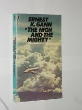 """Ernest K. Gann """"The High And The Mighty"""". New Edition NEL 1979 Paperback Book."""