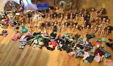 Huge Lot Of 29 Bratz Dolls Horse Clothing Shoes Furniture Accessories