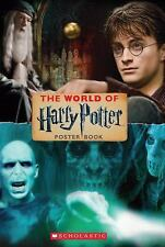 The World of Harry Potter Poster Book (Harry Potter Movie Tie-In)