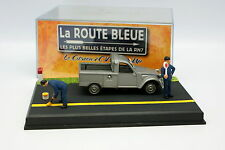 UH La Route Bleue 1/43 - Citroen 2CV Pick Up