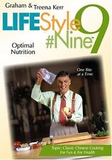 Lifestyle #9 - Vol. 5: Optimal Nutrition (DVD, 2006) WORLD SHIP AVAIL!