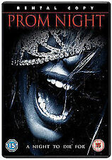 Prom Night (DVD, 2008)***scary horror film, gory and horrific, just the job !!!!