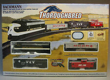 BACHMANN HO THOROUGHBRED TRAIN SET READY TO RUN 691 NS steam engine 00691