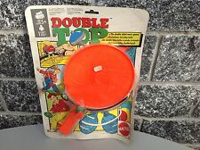 1991 Mattel Vintage Double Top 1989-1991  Moc Orange