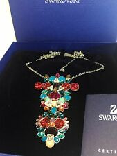 Genuine SWAROVSKI Authentic Swan mark CELESTE Necklace