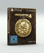Ps4 jeu uncharted 4-a thief's End (sony playstation 4, 2016) top Game