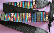 SLR DSLR Camera Neck Shoulder Strap Belt Vintage for Nikon Pentax Olympus Sony