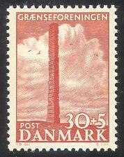 Dinamarca 1953 frontera fondo Unión/Monumento Piedra/artesanal/escultura 1v (n41673)