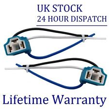 2X FOR LAND ROVER DISCOVERY H4 CERAMIC BULB HOLDER UPGRADE 100W+ -BH4Ax2
